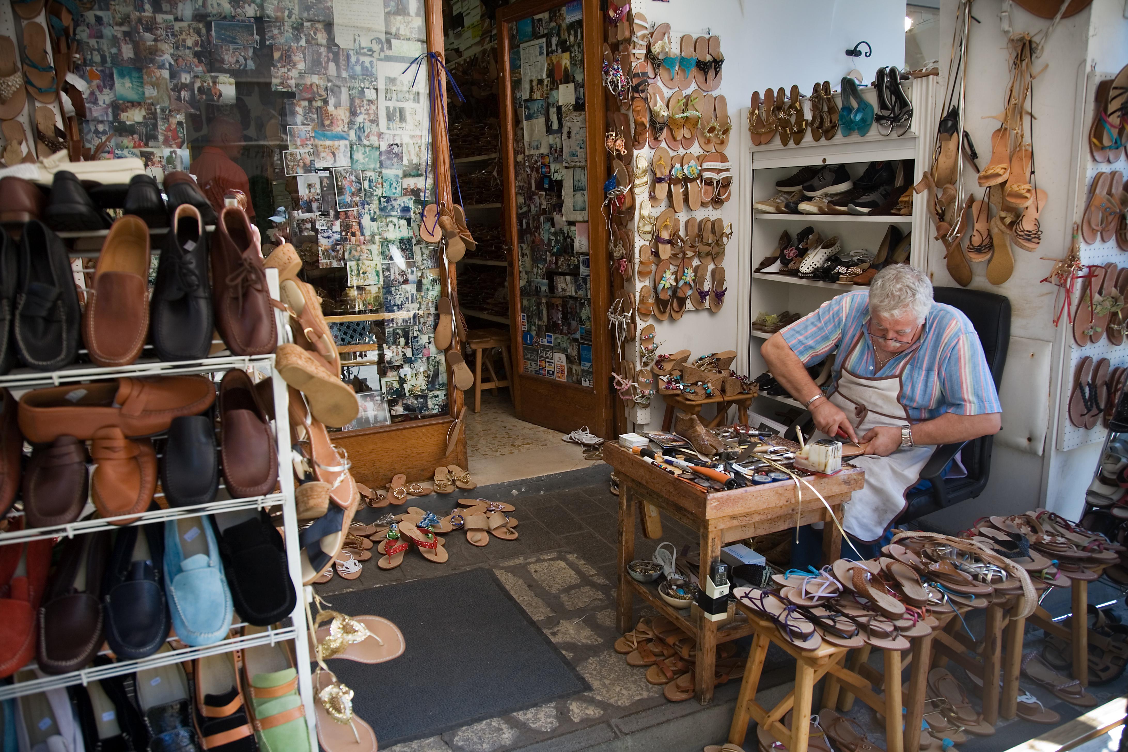El arte de hacer zapatos